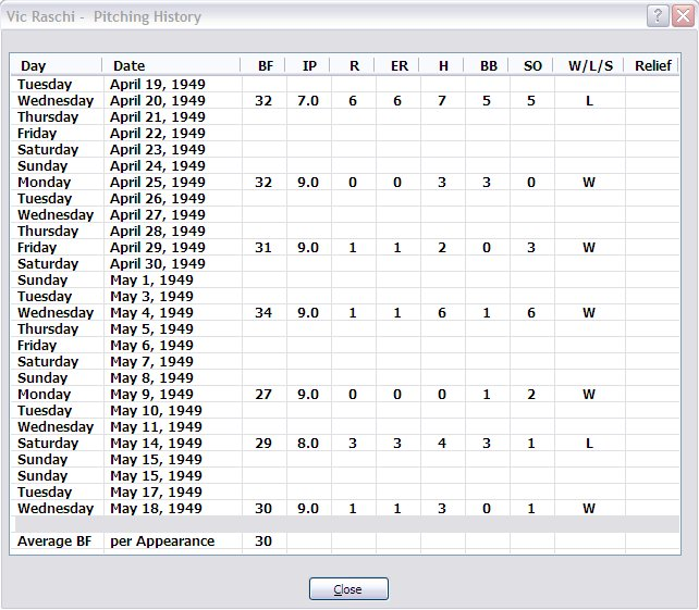 BallStat Baseball Statistics Software,Baseball Software, Softball ...
