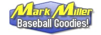 Baseball Statistics Scorekeeping Software takes you to - Mark Miller's Baseball Goodies!